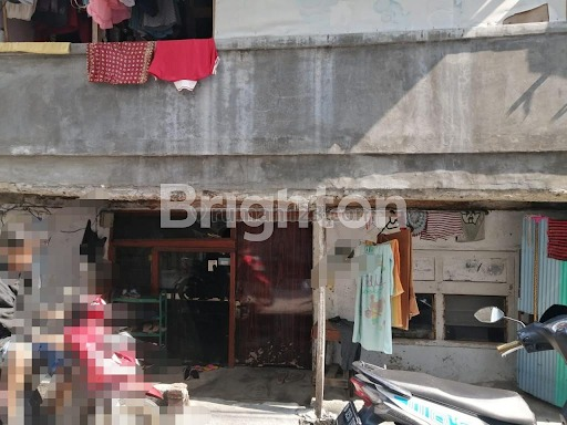 Rumah hitung tanah di pademangan timur, Pademangan, Jakarta Utara