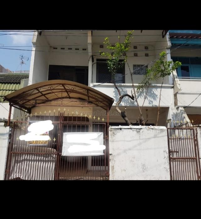 Rumah siap huni, Tanjung Duren, Jakarta Barat