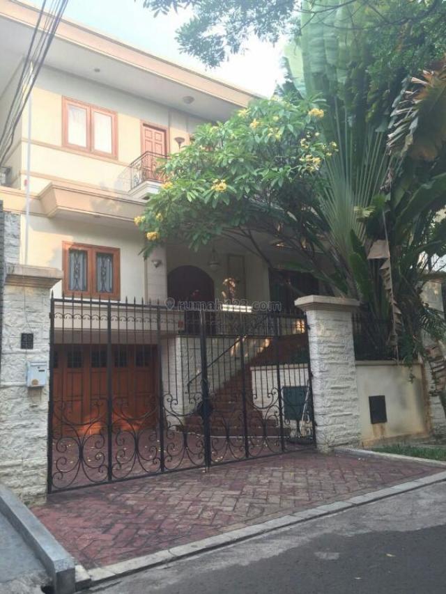 Rumah 2 Lantai Pondok Indah Jakarta Selatan, Pondok Indah, Jakarta Selatan
