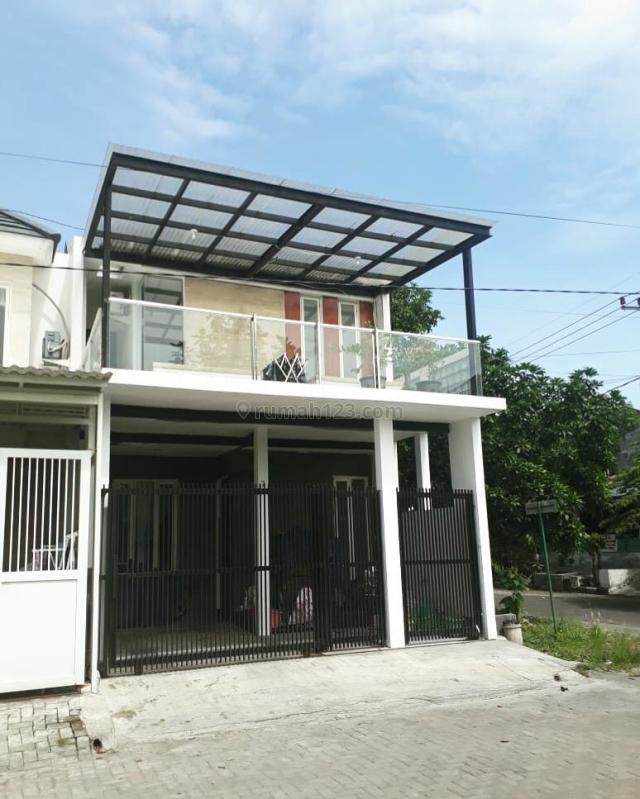 Murah Rumah Minimalis Rungkut Asri Tengah Bagus 2 Lantai Surabaya, Rungkut, Surabaya