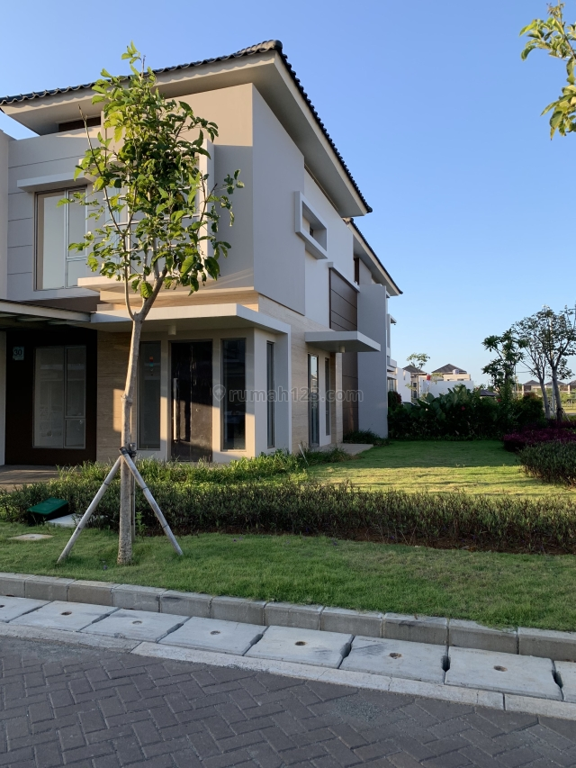 murah rumah baru di Golf Island PIK, Pantai Indah Kapuk, Jakarta Utara