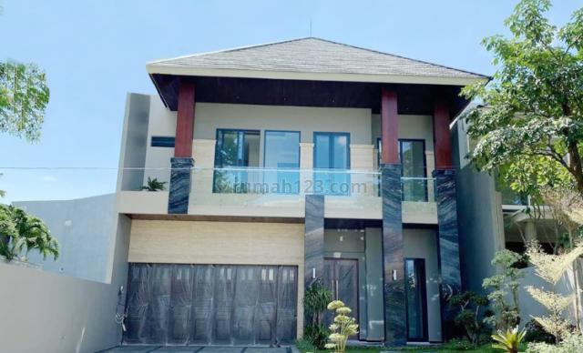Rumah Citraland Mewah Luxury New Home, dekat Pakuwon, Wbm, Royal, Graha, Dian Istana, Surabaya, Citraland, Surabaya