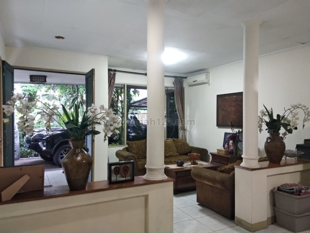 Rumah Tinggal Jl. Niaga Hijau, Pondok Indah, Pondok Pinang, Jakarta Selatan