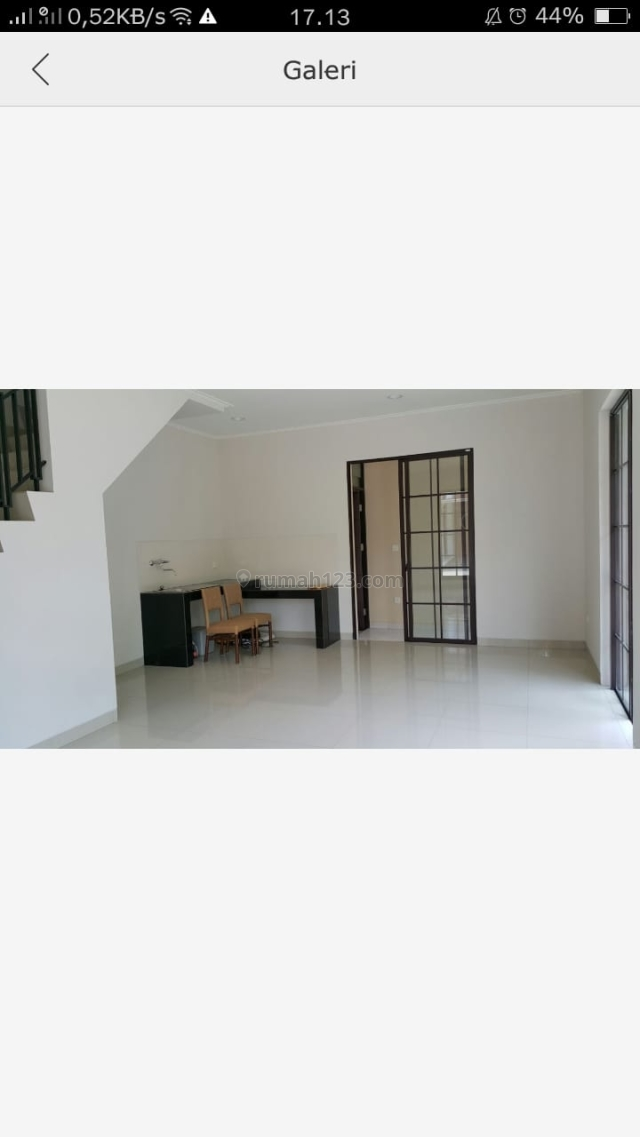 Rumah dijual 1 lantai, 2 kamar hos7185997   rumah123.com