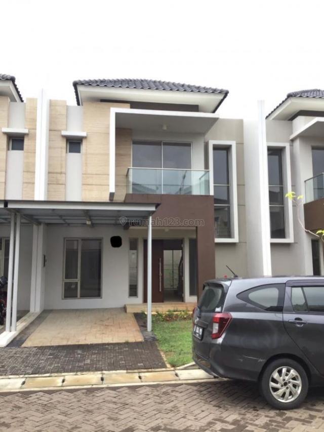 Boleh cicil ! rumah golf island uk 8x20 bagus, Pantai Indah Kapuk, Jakarta Utara