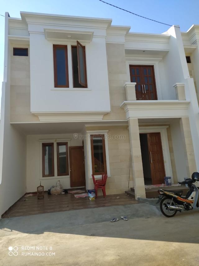 Rumah Cluster Murshid Residence Jagakarsa Jakarta Selatan, Jagakarsa, Jakarta Selatan