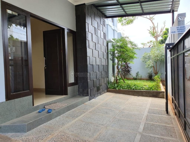 Rumah Baru  2 Lantai Murahh Jarang Ada Rp 3,9M Di Area Kemang, Cipete, Jakarta Selatan