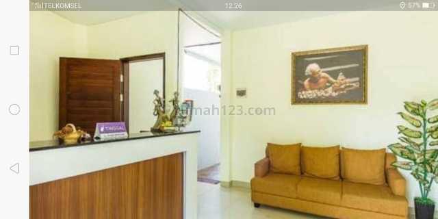 Homestay Fully Furnish Dengan Konsep Bangunan Minimalis Lantai 2, Fasilitas Seperti Hotel Berbintang, Tuban, Badung