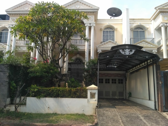 Rumah Pantai Indah Kapuk, Pantai Indah Kapuk, Jakarta Utara