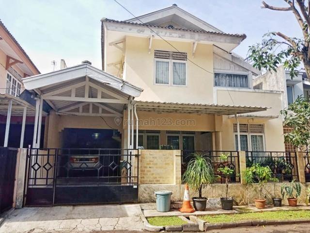 Town House at Bintaro & Condition Un Furnished HSE-A0323, Bintaro, Jakarta Selatan