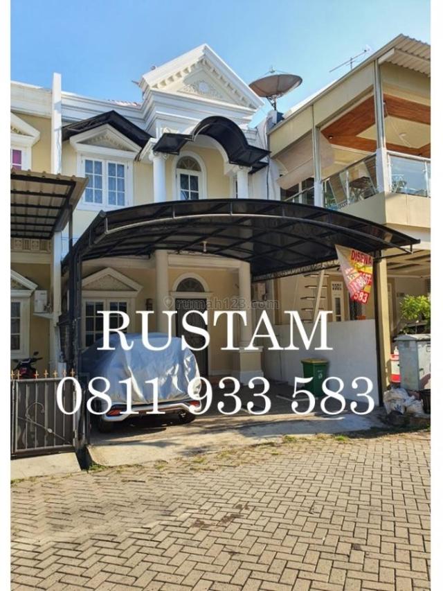 Rumah Malibu City Resort Cengkareng Harga Murah Lt.6x15 Siap Pakai, Cengkareng, Jakarta Barat