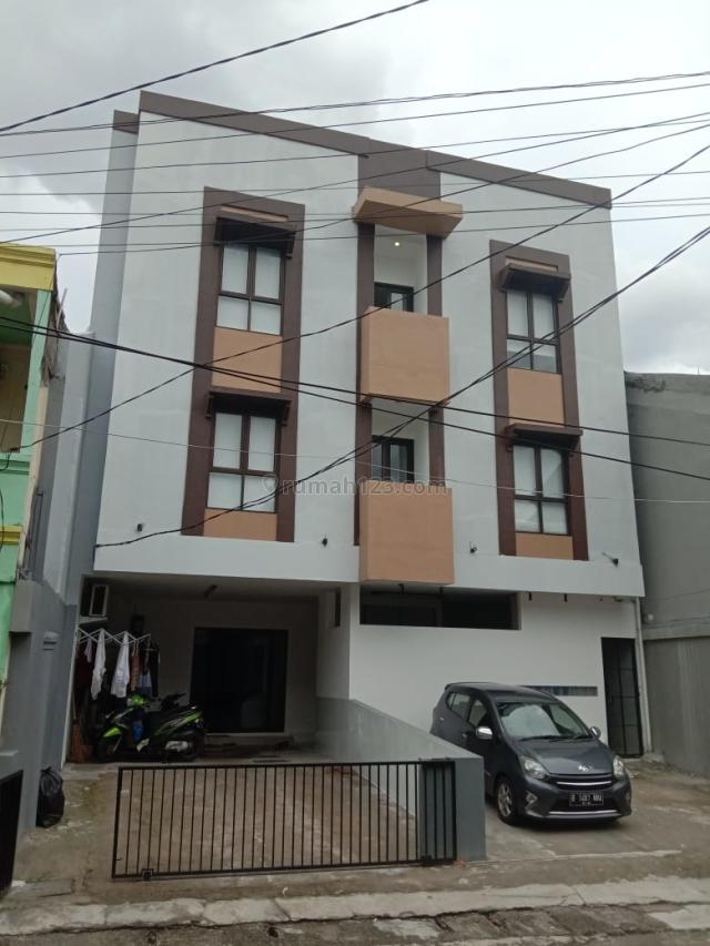Rumah Kost Lumina Tebet Residence, Full Furnish, Hadap Barat, Bagus, Tebet, Jakarta Selatan