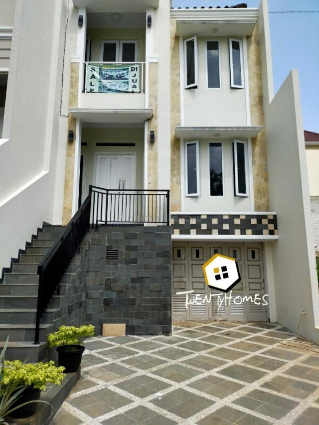 Rumah 3 lantai cluster akses 2 mobil jagakarsa, Jagakarsa, Jakarta Selatan