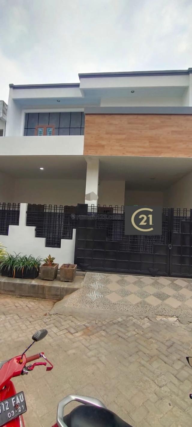 Rumah Strategis 2 lantai luas 104m di Green Bintara Bekasi Barat, Bekasi Barat, Bekasi