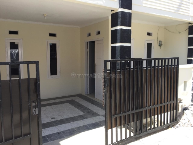 Rumah Minimalis Blok Depan Pondok Ungu Permai Bekasi, Bekasi Utara, Bekasi