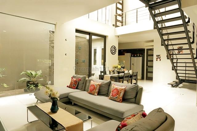 Rumah Moderen Murah Full Furnished Area Kemang, Kemang, Jakarta Selatan