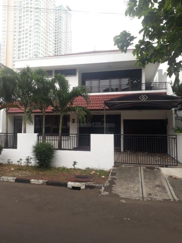 Rumah Gandaria Taman Gandaria Jakarta Selatan, Gandaria, Jakarta Selatan