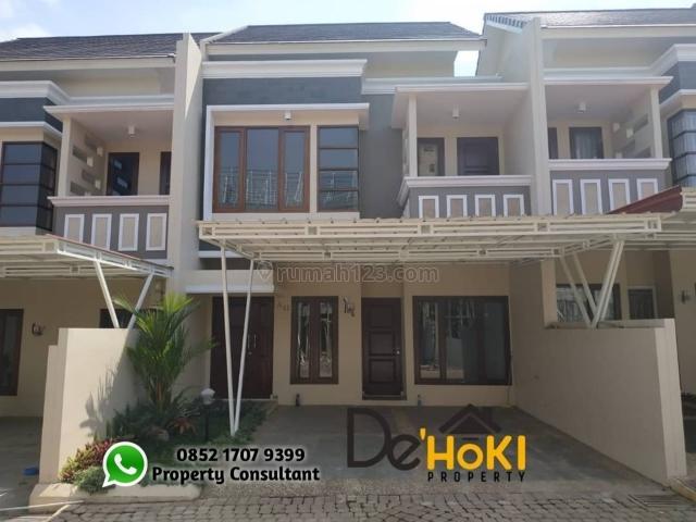 Rumah cantik dalam Townhouse Exclusive di Jagakarsa, Jagakarsa, Jakarta Selatan
