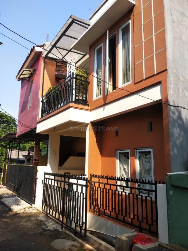 rumah 2 lantai dan bagus, Ciputat, Tangerang Selatan