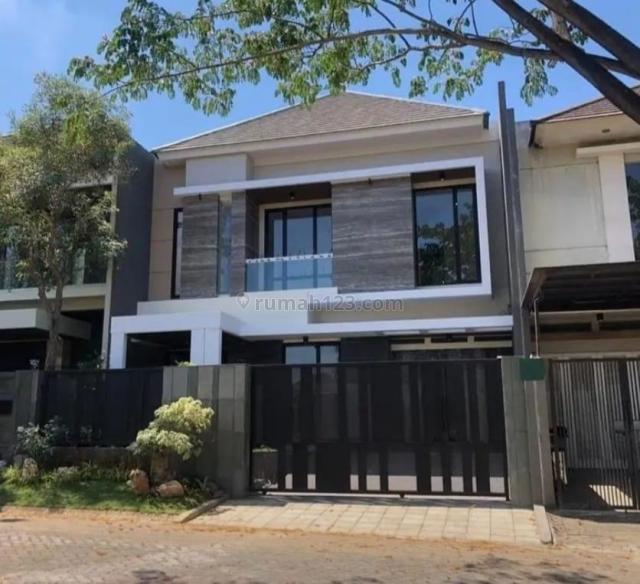 Rumah Citraland Raffles Garden Modern Epik Design Turun Harga, Citraland, Surabaya