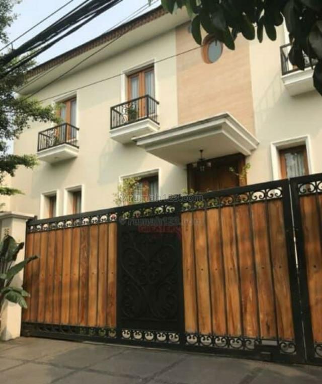 Rumah di Kebayoran Baru 2 Lantai #Denny Akbar 6, Kebayoran Baru, Jakarta Selatan