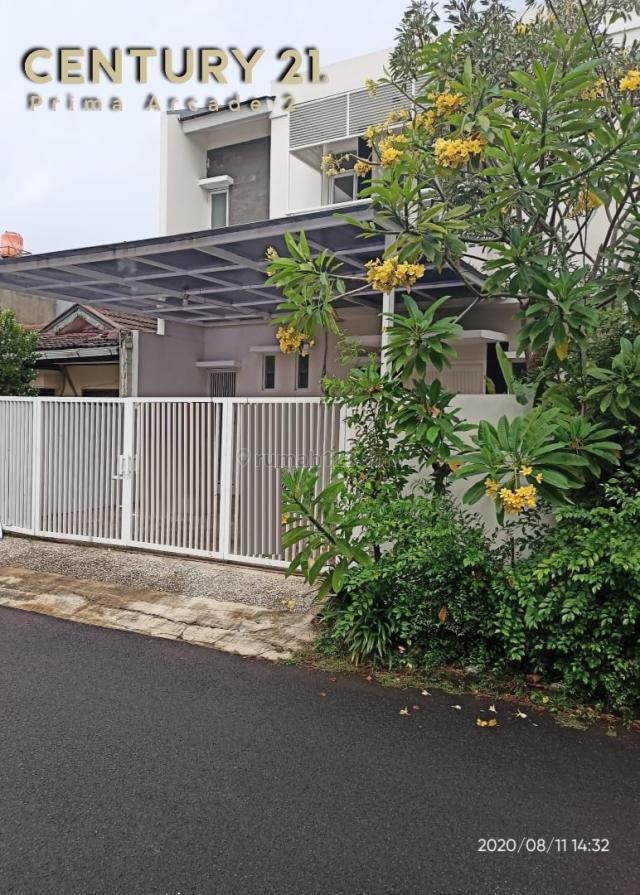 Rumah Siap Huni KT3+1 di Sektor 1 Bintaro Jaya 3522., Bintaro, Jakarta Selatan