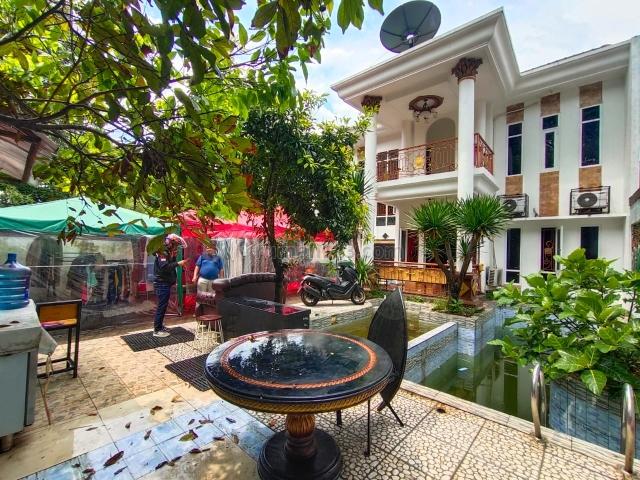 Sangat Cocok untuk Tempat Usaha - Hunian Rumah Mewah di Kebagusan Ragunan Pasar Minggu, Pasar Minggu, Jakarta Selatan