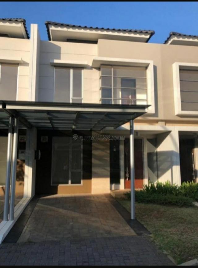 Rumah cluster harmoni6, Pantai Indah Kapuk, Jakarta Utara