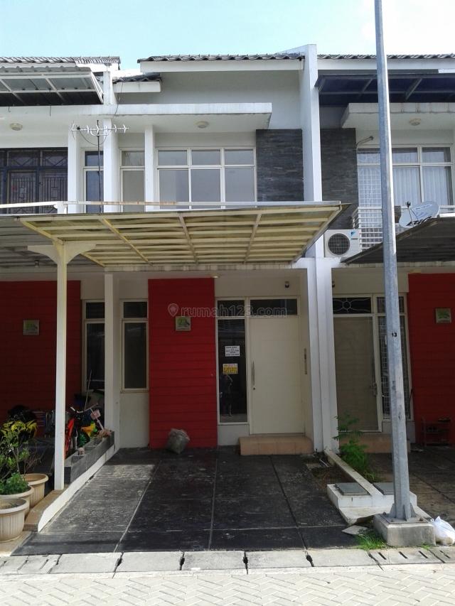 RUMAH GREEN LAKE CITY, CLUSTER AMERIKA 4X15, Green Lake City, Jakarta Barat