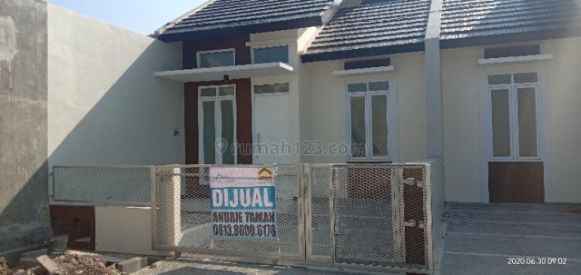Rumah dijual 1 lantai, 2 kamar hos7267691   rumah123.com
