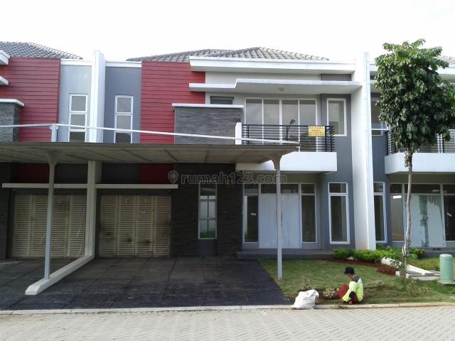 RUMAH CANTIK GREEN LAKE CITY , CLUSTER AMERIKA LATIN 10 X 18, Green Lake City, Jakarta Barat