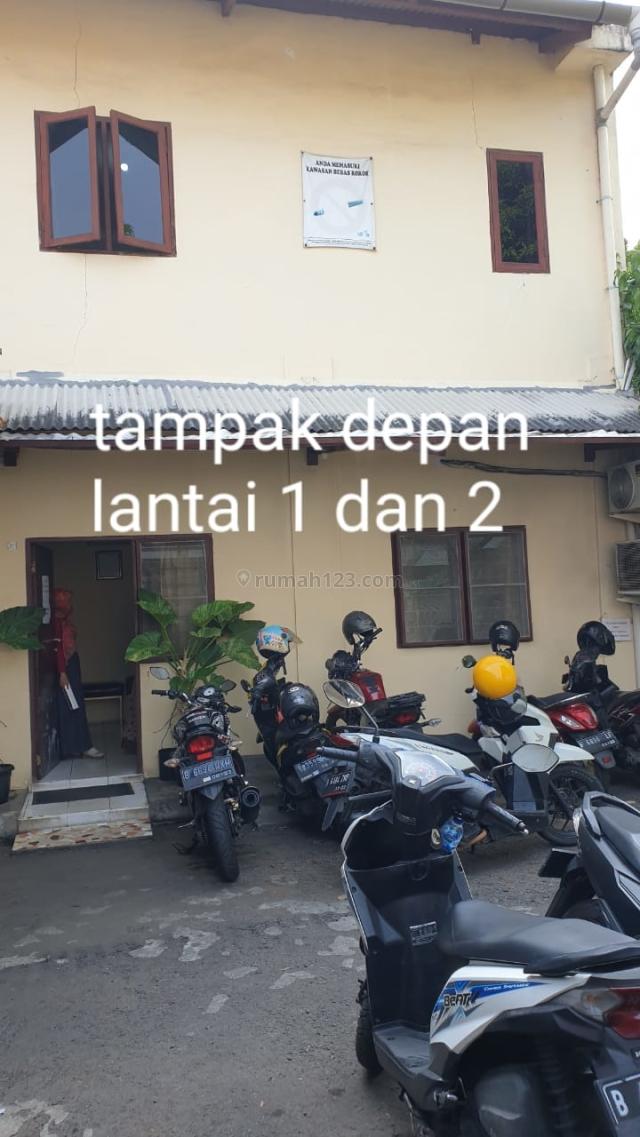 Rumah di Lebak Bulus, Jakarta Selatan ~ Untuk Kantor, Lebak Bulus, Jakarta Selatan