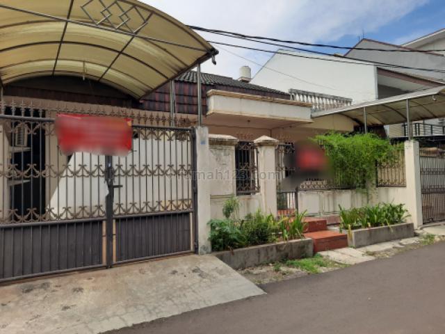 rumah second, nyaman, tenang dan siap huni, Taman Ratu, Jakarta Barat