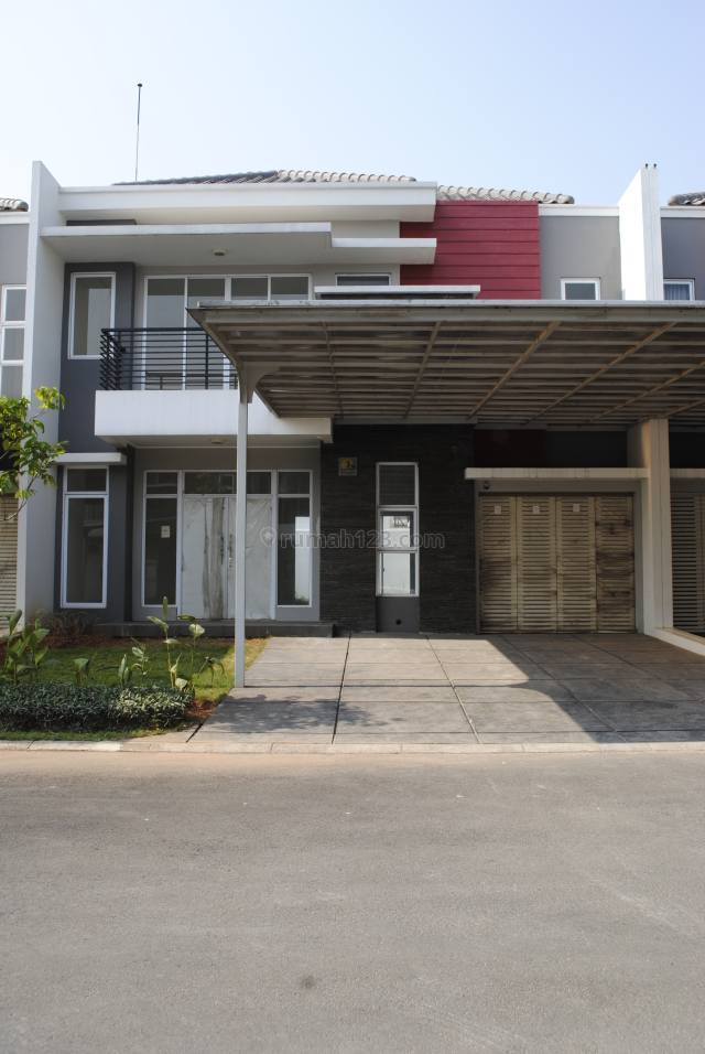Rumah di Green Lake City , Cluster Amerika Latin Uk.10x25 m2 , Ac 5 unit , Siap Huni , Jakarta Barat, Green Lake City, Jakarta Barat