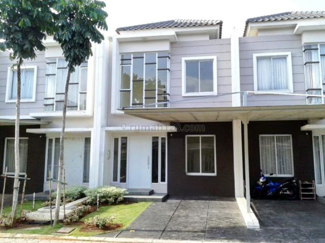 Rumah Mewah Siap Huni Cluster Favorite Harga Terjangkau, Green Lake City, Jakarta Barat