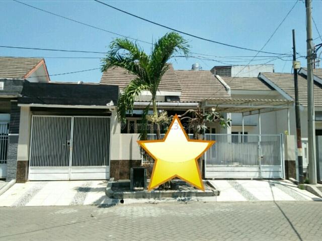 rumah full furnish style minimalis dalam cluster bisa masuk 3 mobil, Waru, Sidoarjo