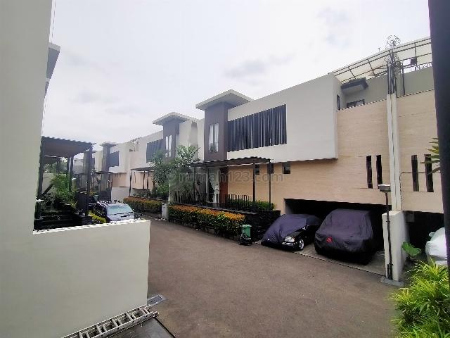 BEST PRICE!! TOWNHOUSE BERGAYA MODERN TROPICAL MINIMALIS DI CIPETE JAKARTA SELATAN, Cipete, Jakarta Selatan
