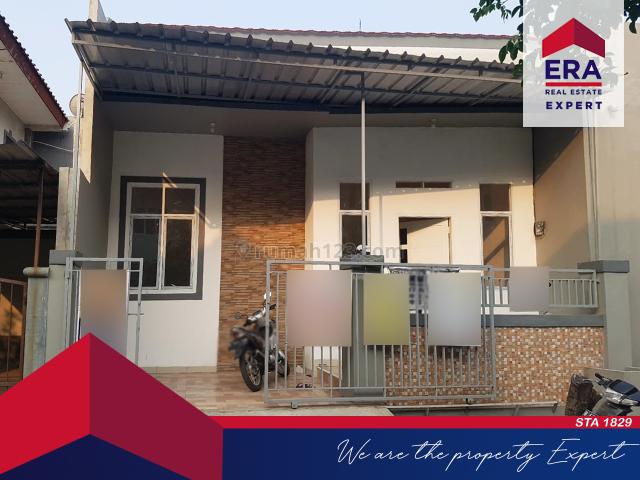 Rumah Hoek Full Renovasi, Medan Satria, Bekasi