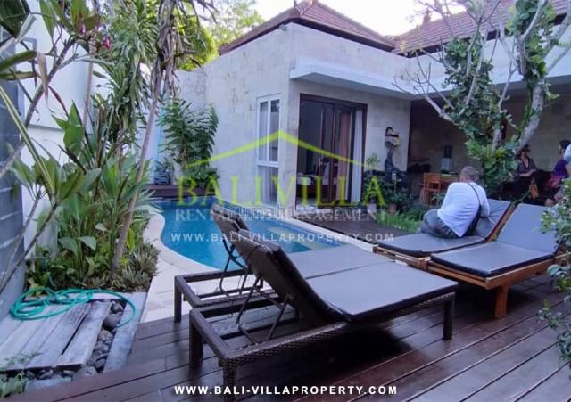 Villa Genzo : Villa Cantik Dekat Pantai Berawa, Canggu, Badung