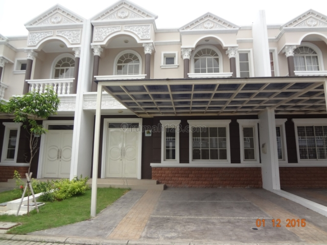 Rumah Uk 8x20 Europe, murah, AC 4, 0817822992 ( Gun) Green Lake City, Green Lake City, Jakarta Barat