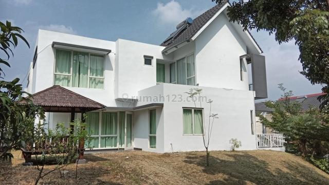 Rumah Minimalis Modern Siap Huni, Sentul City, Sentul City, Bogor
