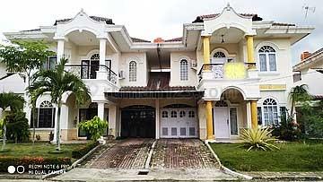 Rumah Cluster 2 lantai di Rumbai, Rumbai Pesisir, Pekanbaru