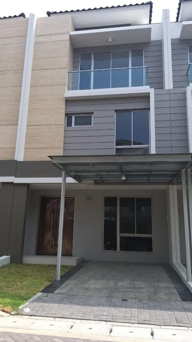 Rumah dijual 3 lantai, 3 kamar hos7315241 | rumah123.com