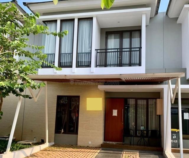 Rumah dijual 2 lantai, 3 kamar hos7315600   rumah123.com