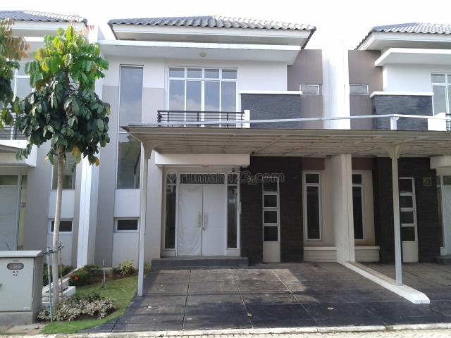 RUMAH AMERIKA LATIN, GREEN LAKE CITY 8 X 18, Green Lake City, Jakarta Barat