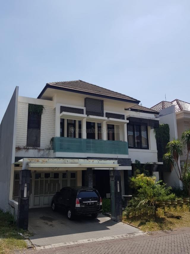 (JA) Rumah Siap Huni di Villa Bukit Regency 3, Surabaya, Sambikerep, Surabaya