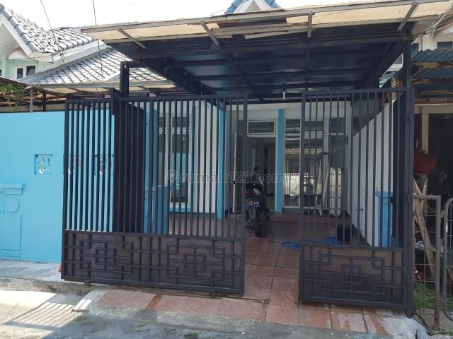Citra garden 5 uk.6x16 Bangunan 1 1/4lt Renovasi, Semi furnish, Siap huni., Citra Garden, Jakarta Barat
