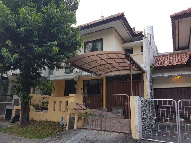 Graha Famili Blok PP - Rumah Graha Famili 2Man, Siap Huni, Graha, Surabaya