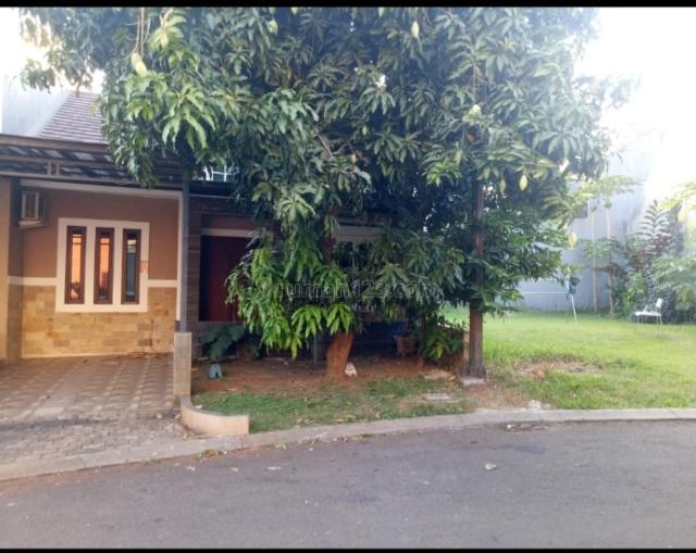 Rumah Dalam CLuster di Kota Wisata, Rapih Harga Nego, Kota Wisata, Bogor