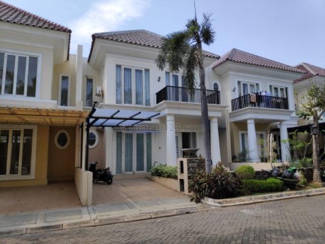 Oper kontrak Rumah 2 lantai Furnished siap huni Cluster Royal Family, Semarang Barat, Semarang Barat, Semarang